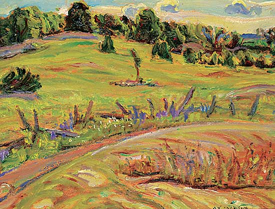 #61 ~ Jackson - Pasture Fields, Madoc, Ont.