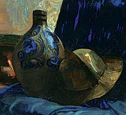 #529 ~ Way - Still Life with Jug and Hat